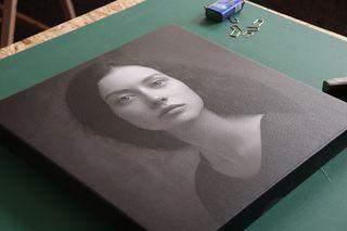 Obrázek Portrét ve výrobě